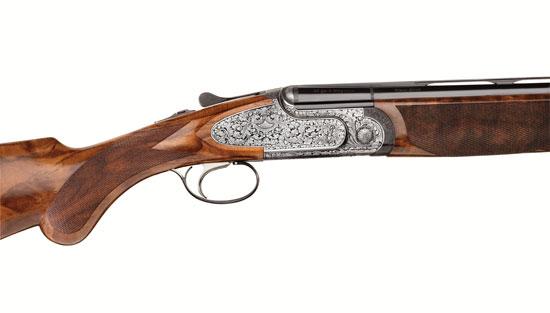 Rizzini artemis un sovrapposto da caccia di elegante for Costo della costruzione del fucile da caccia