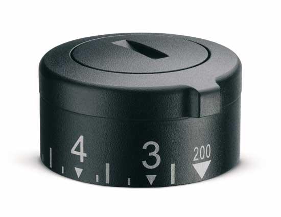 Swarovski optik presenta la sua ghiera personalizzata per torrette