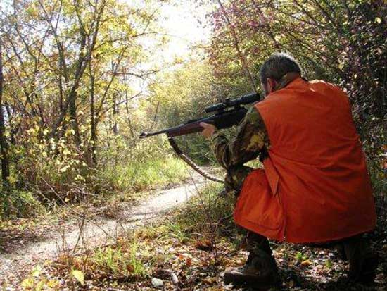 Sicurezza dei cacciatori