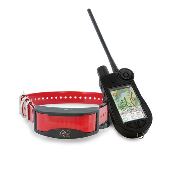 sportdog presenta collare localizzazione satellitare per cani tek
