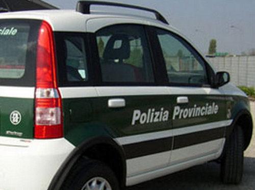 Polizia Provinciale - Controlli venatori