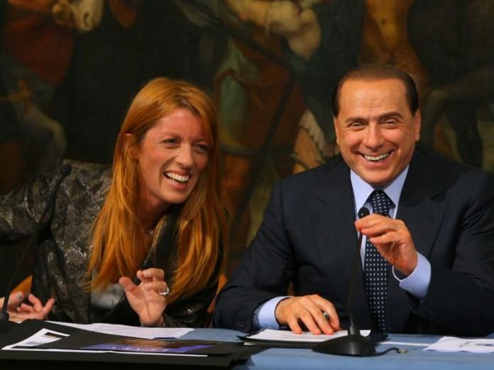 Berlusconi e Brambilla
