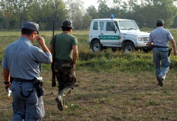 Polizia Provinciale - Controlli antibracconaggio
