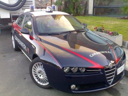 Arma dei Carabinieri - Gazzella