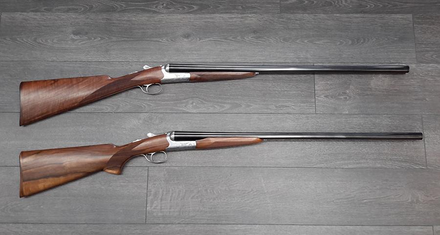 Beretta 486 parallelo il fucile pi bello caccia passione for Costo della costruzione del fucile da caccia