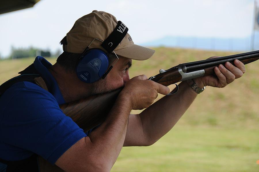 Fucile 486 Beretta - prova sul campo tav