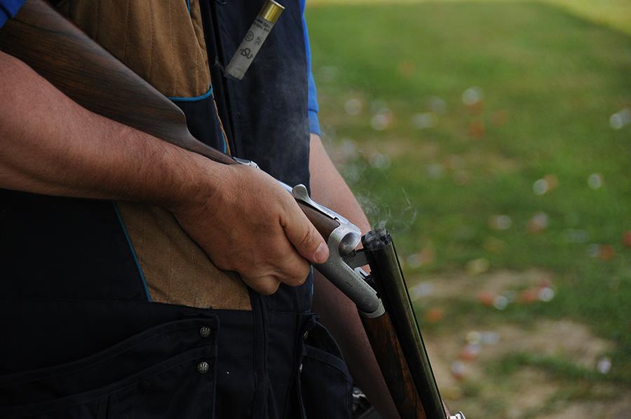 fucile doppietta parallelo Beretta 486