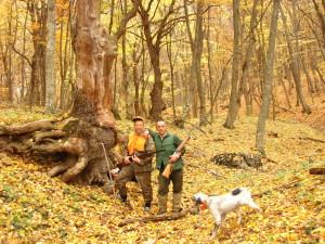 viaggio di caccia in Crimea
