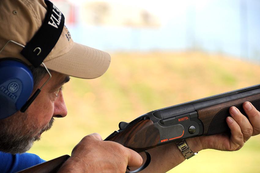 Fucile da tiro Beretta 690 black edition