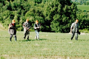 Licenze gratuite di caccia
