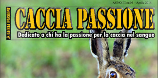 Rivista Caccia Passione - Aprile 2014