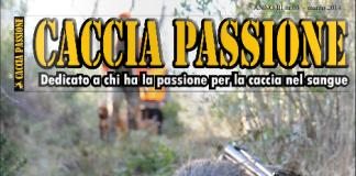 Rivista Caccia Passione - Marzo 2014
