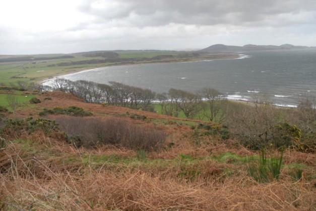 Scozia isola di Bute - Caccia alla beccaccia