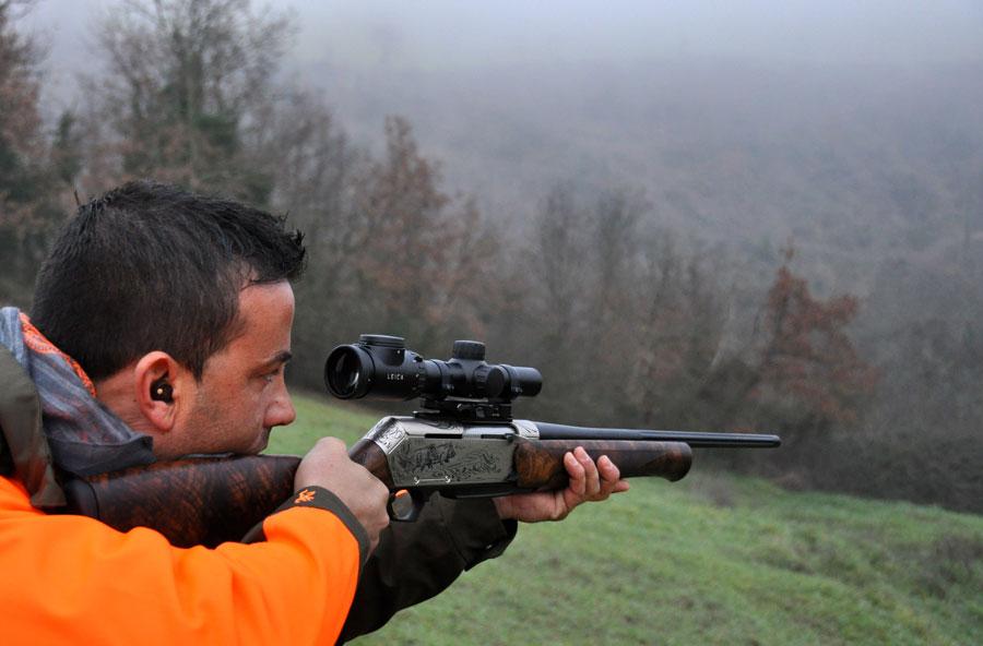 shothunt auricolari da caccia