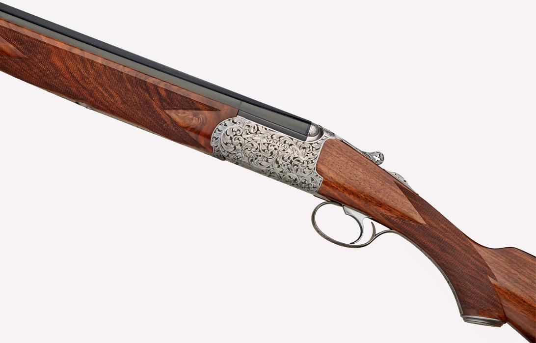 Fausti venetian un fucile celebra la mitica citt for Costo della costruzione del fucile da caccia