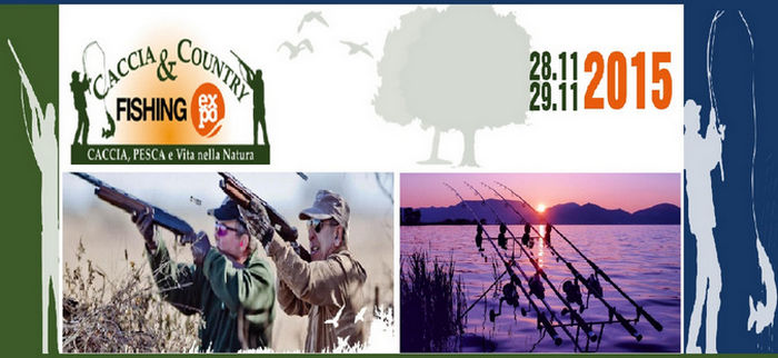 Caccia&Country e Fishing Expo 2015