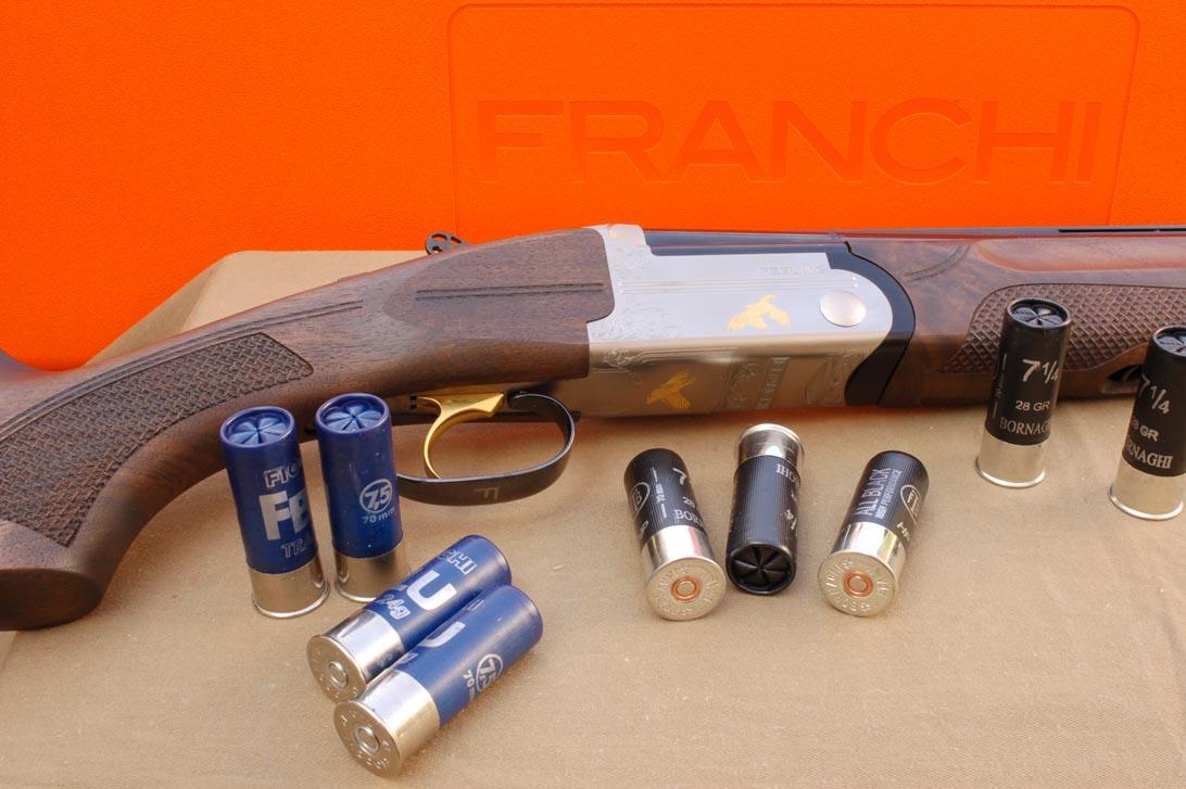 Fucile da caccia franchi sovrapposto