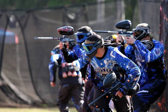 Paintball - Sport a squadre