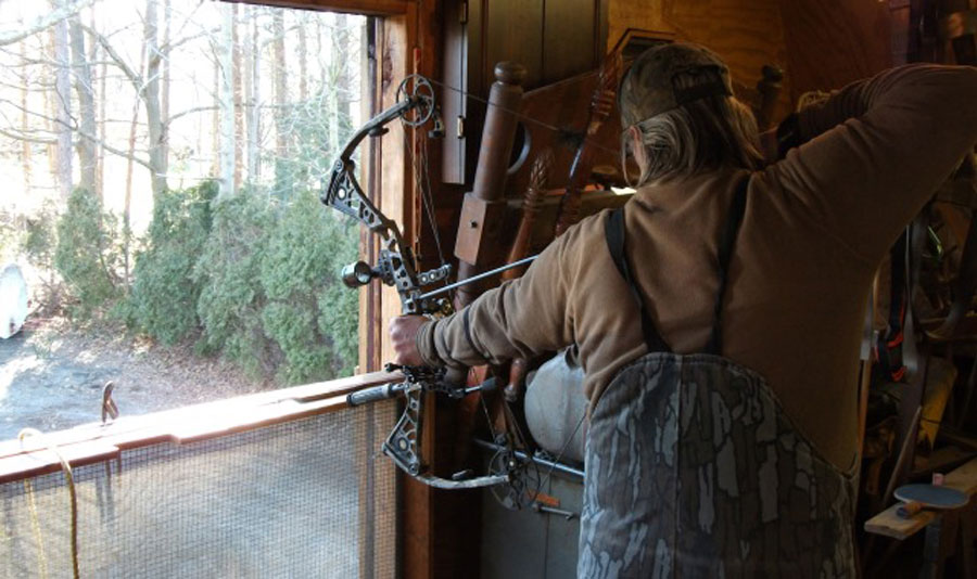 caccia ai selvatici