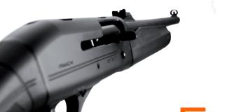 Fucile da caccia cinghiale franchi Affinity Slug