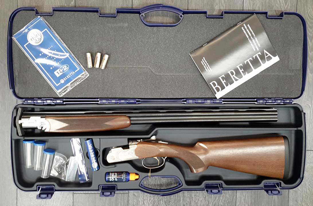 Valigia di trasporto fucile Beretta