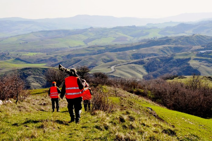 Caccia in Toscana
