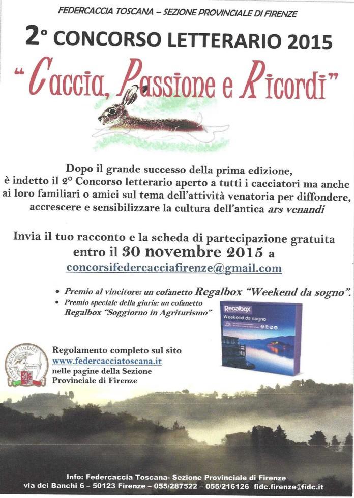Concorso letterario Firenze