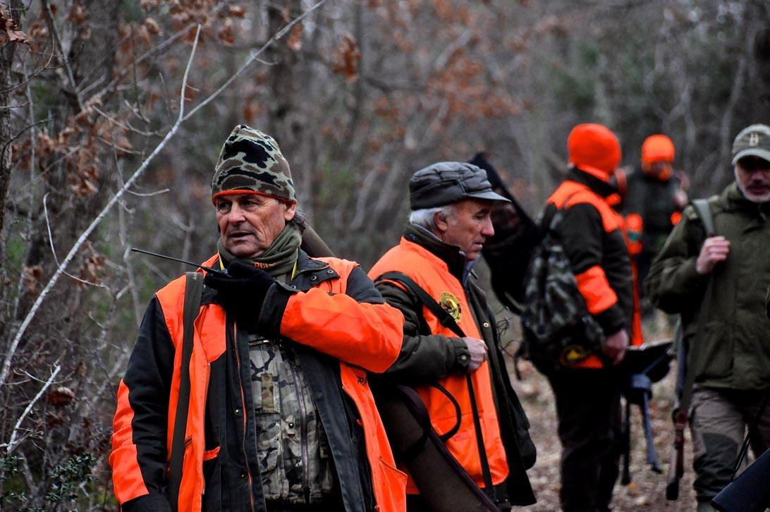 Poste caccia al cinghiale