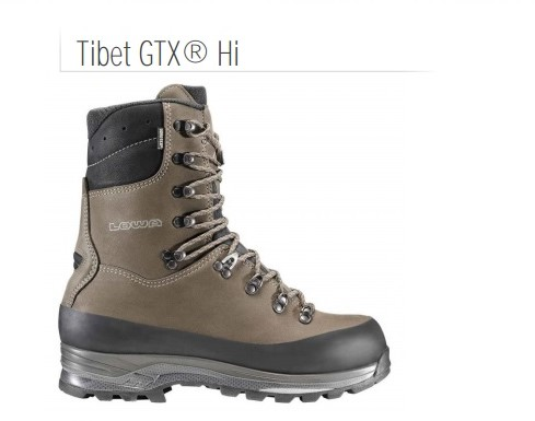 low priced 34543 ee9f2 Tibet GTX Hi di Lowa vince il premio come miglior scarpa da ...