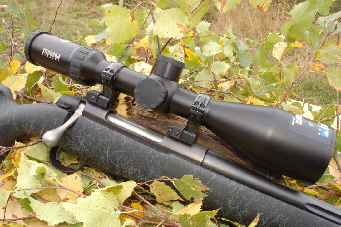 carabina da caccia e ottica Steiner Nighthunter Xtreme 3-15x56