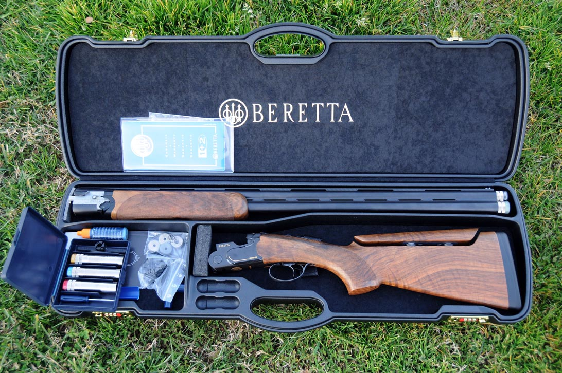 Sovrapposto Beretta 692 Black