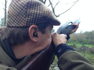 auricolari caccia shothunt