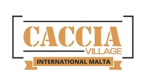caccia village malta logo