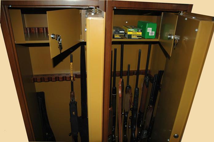 Detenzione delle armi