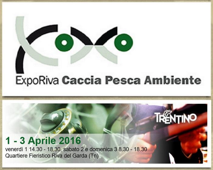 ExpoRiva Caccia Pesca Ambiente 2016