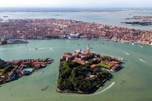 Caccia nella Laguna di Venezia