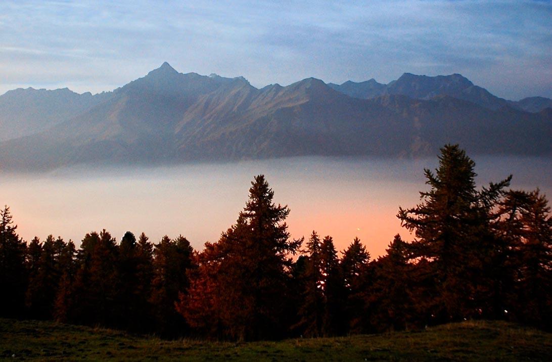 La Val Susa è sicuramente una delle più belle valli del Piemonte