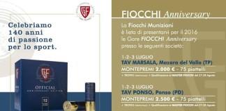Fiocchi Anniversary