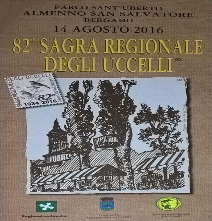 82a Fiera Uccelli Almenno San Salvatore (BG)