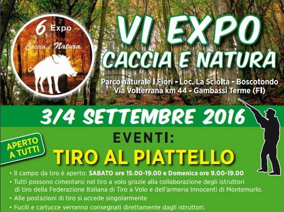 Expo Caccia e Natura