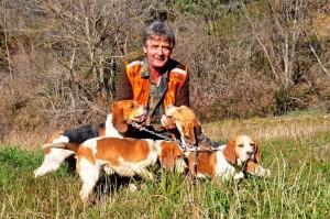 Impiego dei cani nella caccia
