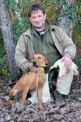 alimentazione cani da caccia