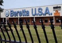 Beretta aprirà un negozio temporaneo