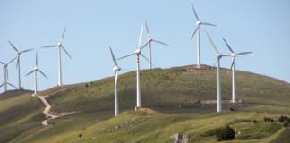 Parchi eolici della Calabria