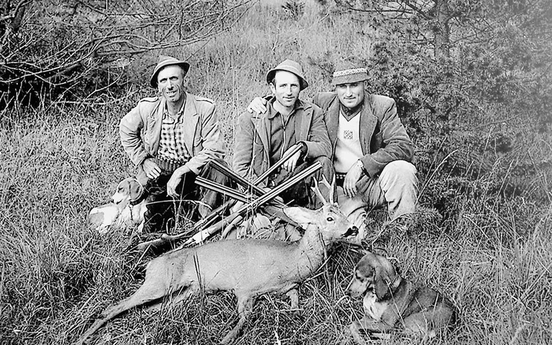 cacciatori_caccia_cervo