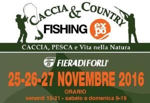 Caccia & Country Expo 2016