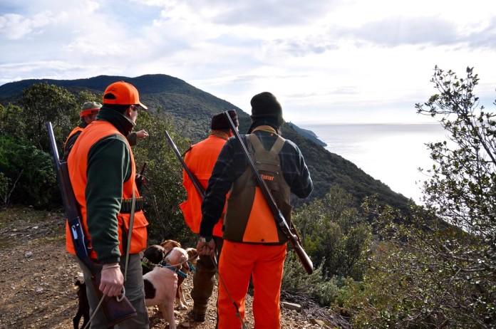 Giovani cacciatori
