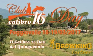 Calibro 16 Day