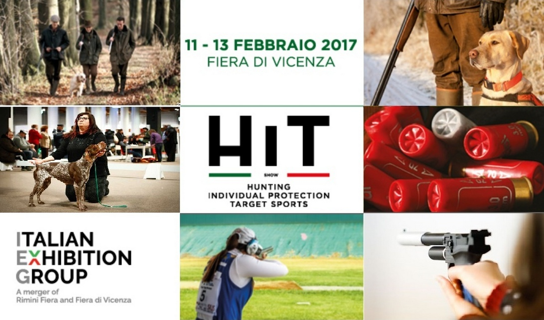 HIT Show 2017 - Hunting Individual Protection Target Sports