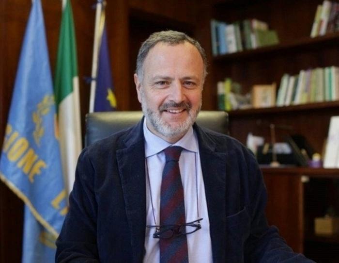 Carlo Hausmann - Regione Lazio